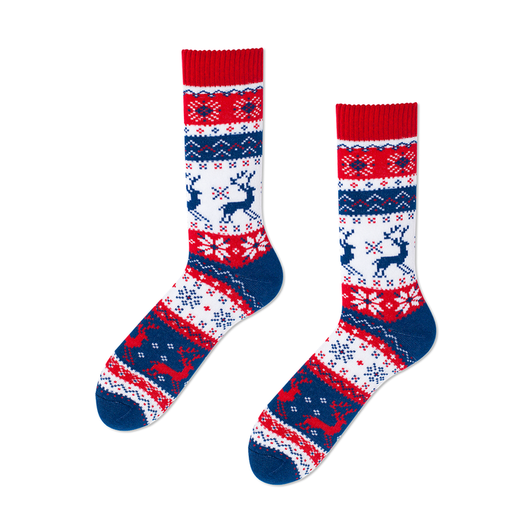 Funny Socks - Christmas Design