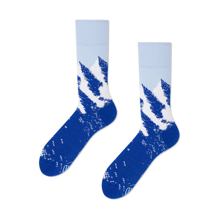 Funny Socks - Hills