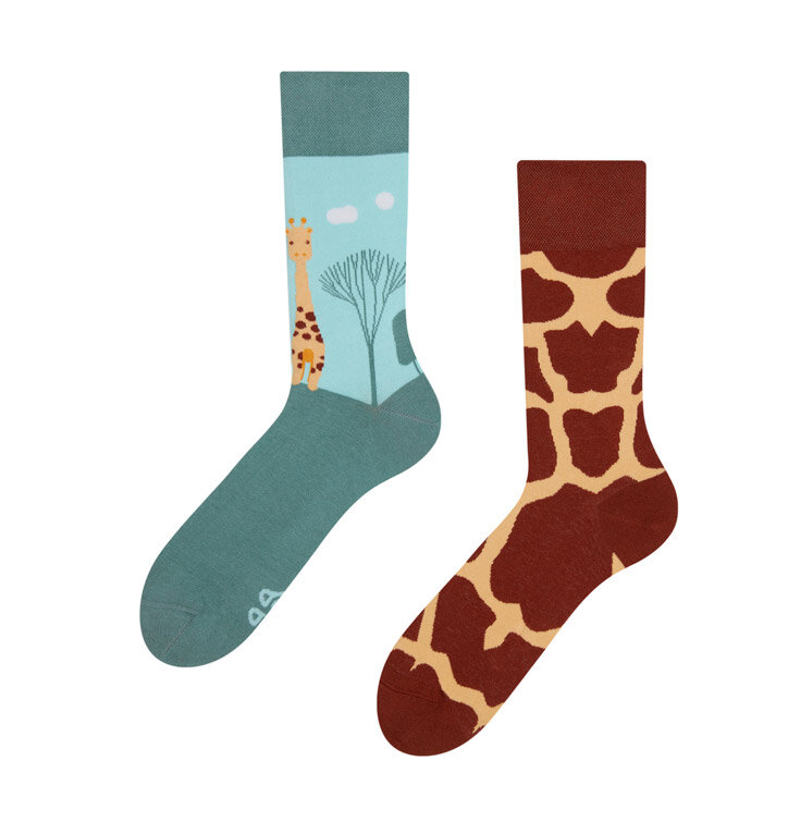 Good Mood Socks - Giraffe