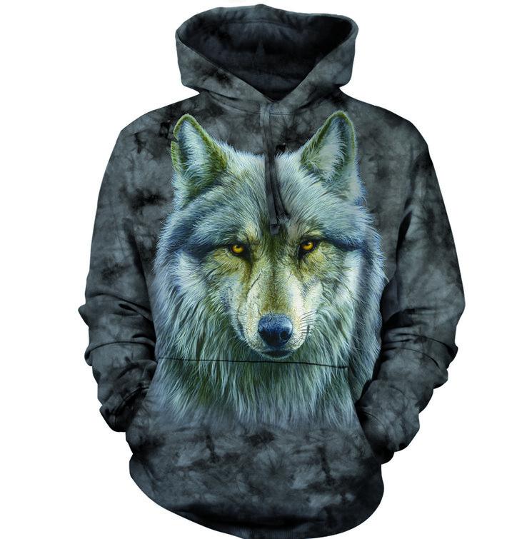 Bluza z kapturem Zaklęty wilk