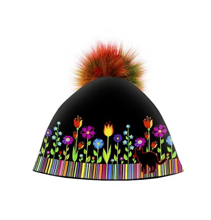 Eredeti és szokatlan ajándékot keres  a megajándékozottat garantáltan  meglepi Téli sapka Folk b77ef896fe