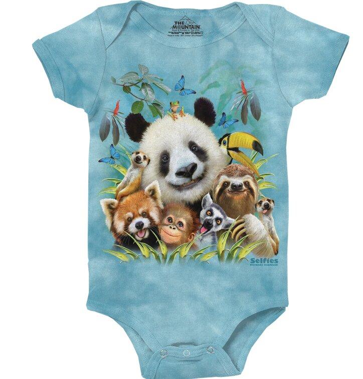 Detské body Zoo selfie
