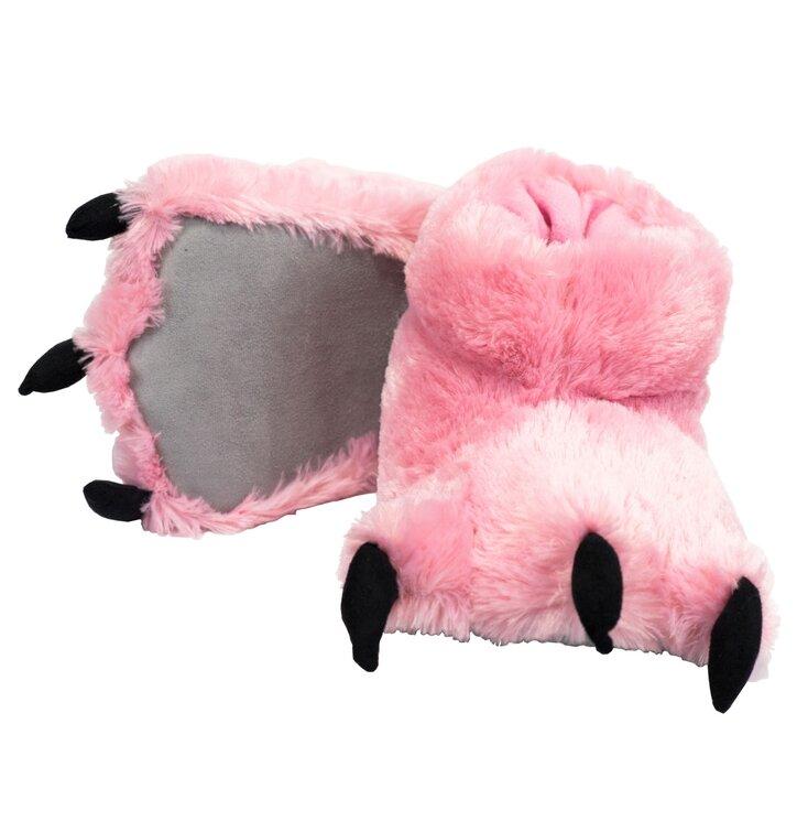 Papucs Rózsaszín Medve Mancs