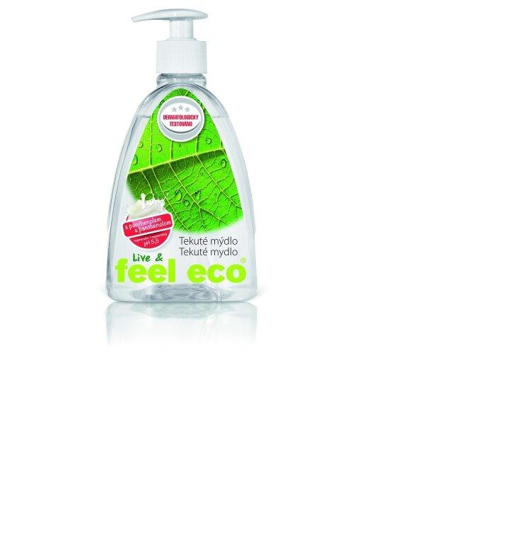 Tekuté mýdlo 300 ml panthenol