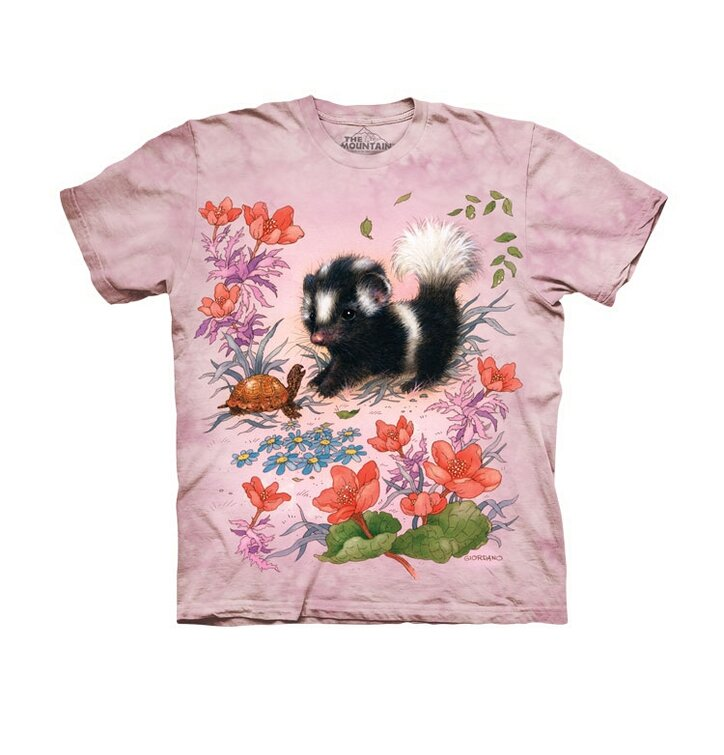 Tričko Malý skunk - dětské