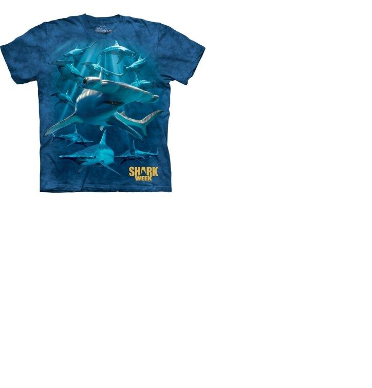 Hammerhead Collage T Shirt