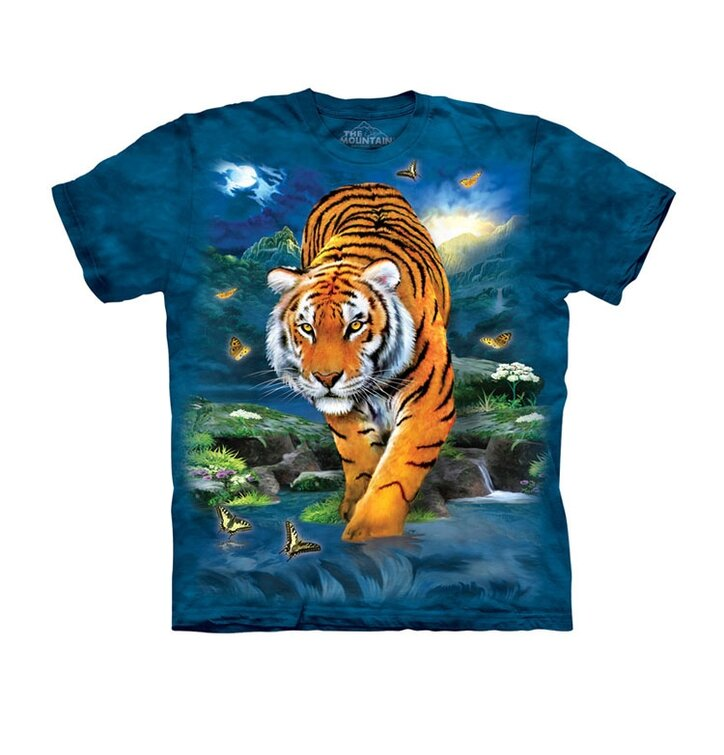 3D Tiger Kids