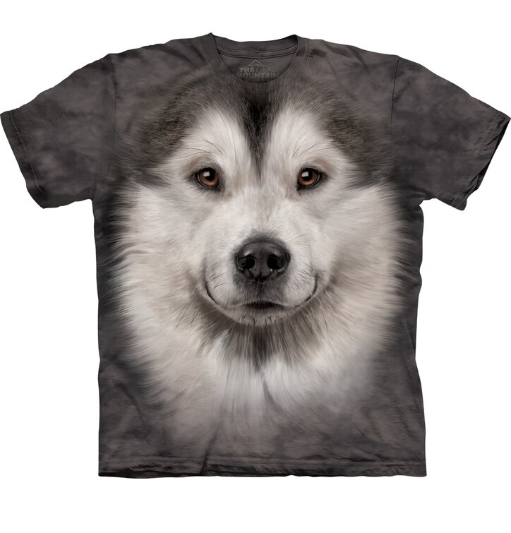 Tričko Aljašský malamut - dětské