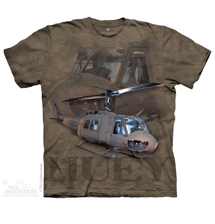 Tričko Americký vrtuľník - detské