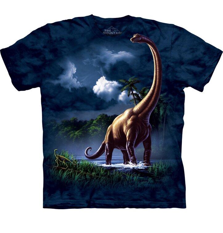 Tričko Brachiosaurus - detské