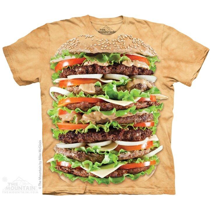 Tričko Burger