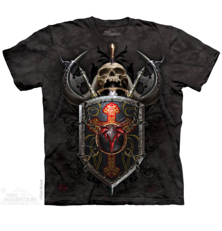Tricou Dragon Shield