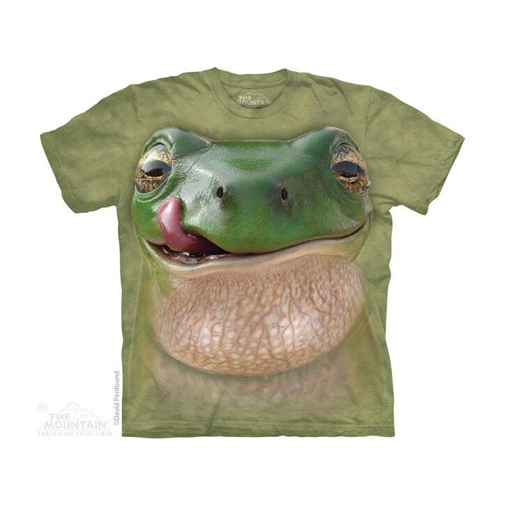 Tričko Hladná žabka - detské