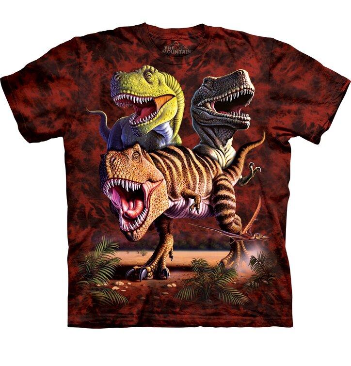 Dětské tričko Tyrannosaurus rex