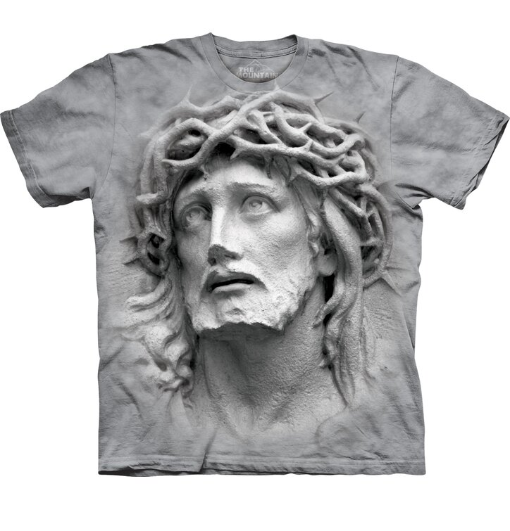 T-shirt Gesù Crown of Thorns