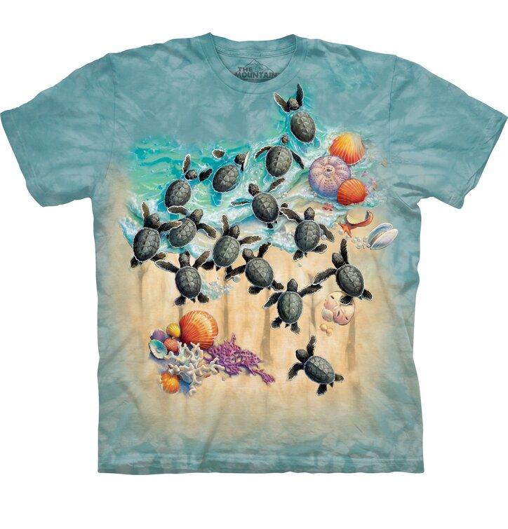 Kinder T-Shirt Schildkröten-Jungen