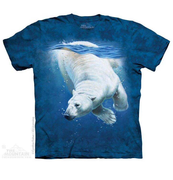 Tričko Ľadový medveď