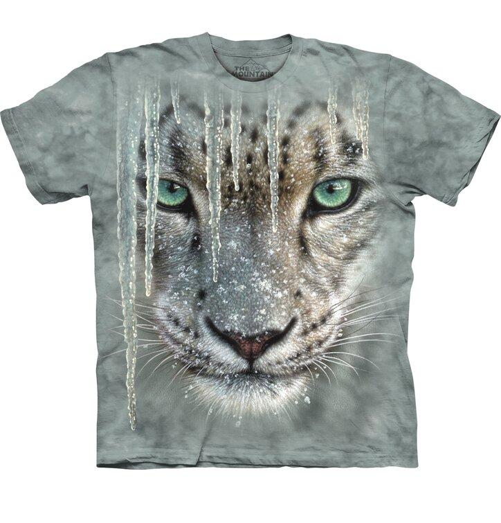 Icicle Snow Leopard
