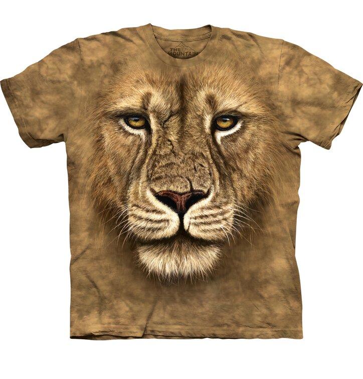 Tričko Lev bojovník - detské
