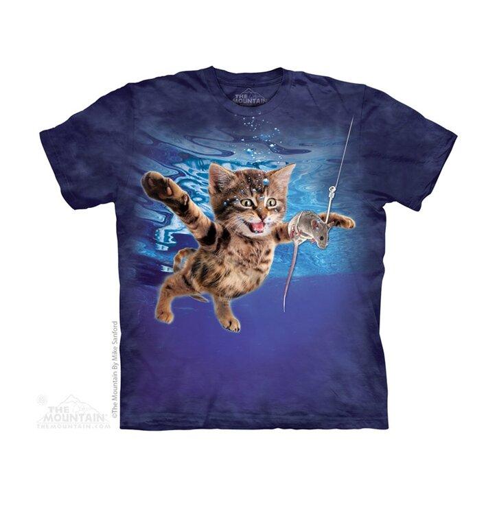 Tričko Kočka a myš - dětské