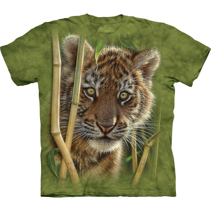 T-Shirt Tiger Jungtier