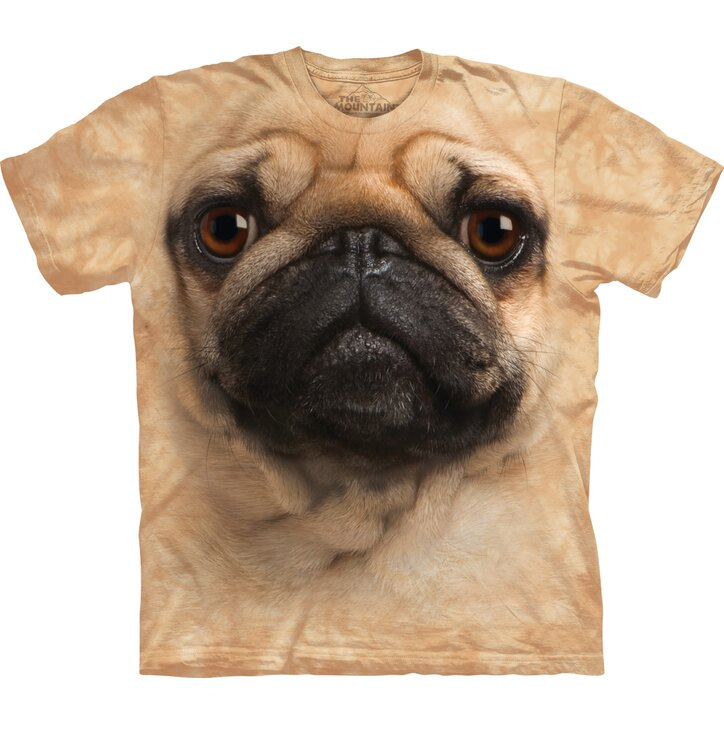 Pug Face Child
