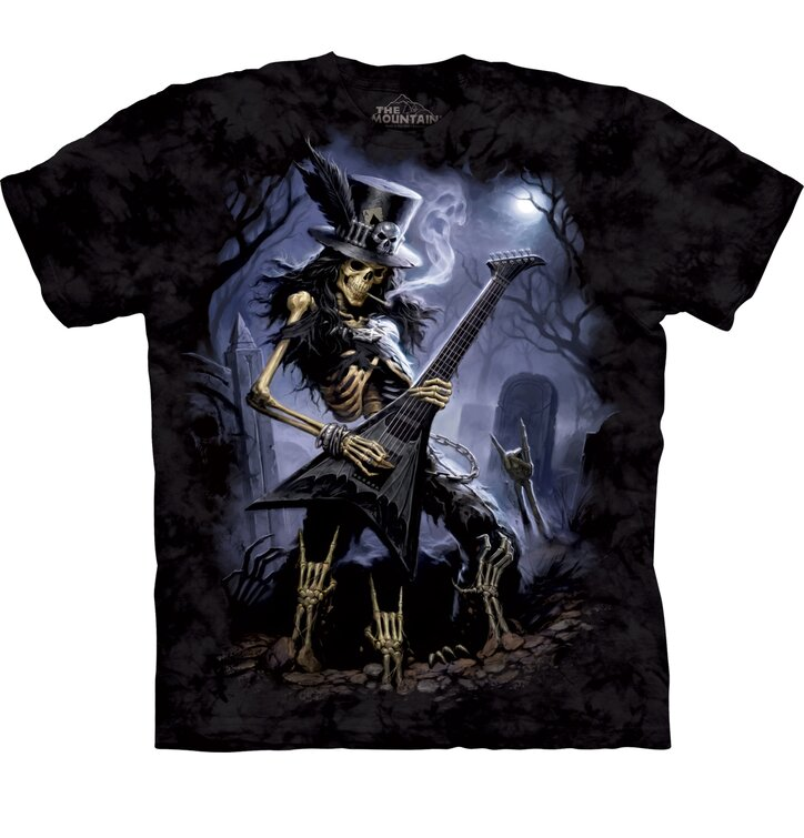 Tričko Mŕtvy gitarista