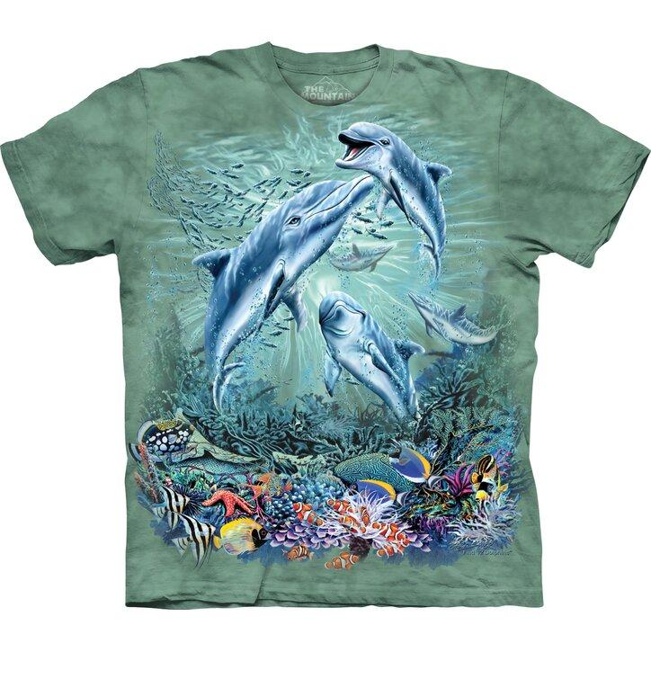 Find 12 Dolphins Child