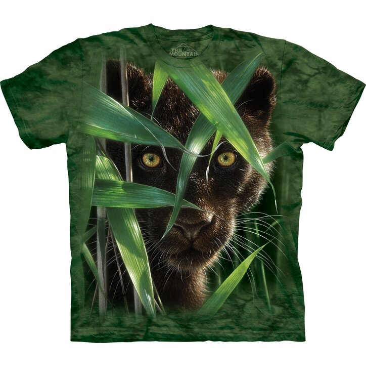 Tričko Oči pantera - dětské