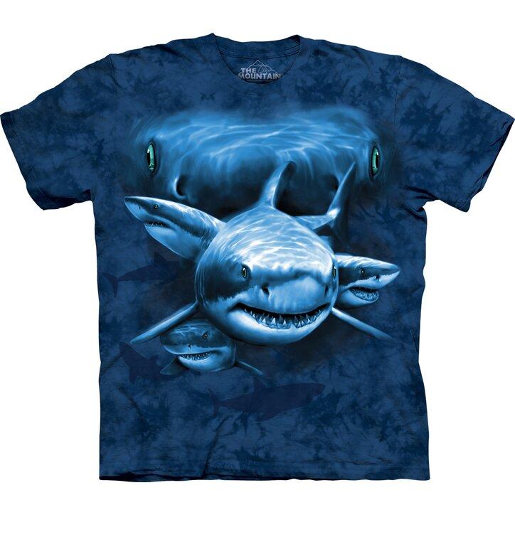 Shark Moon Eyes Child