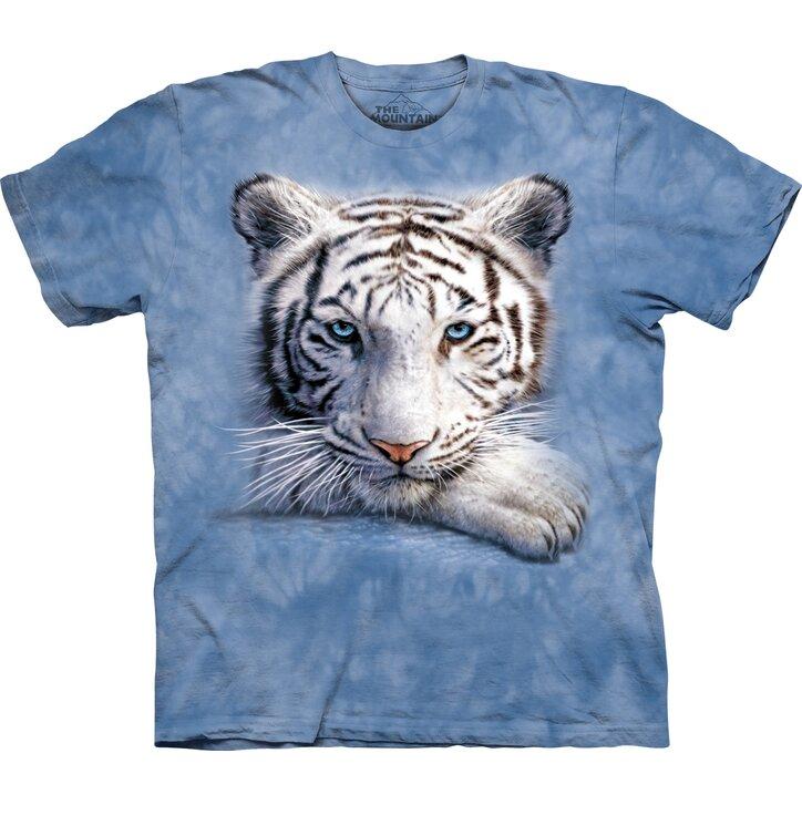 Tričko Odpočívající tygr - dětské