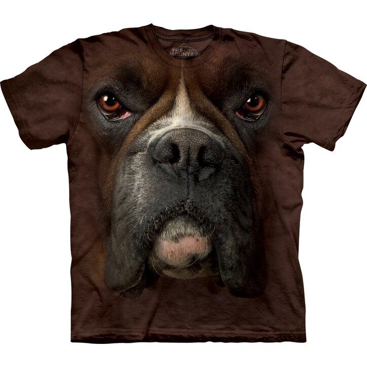 Tričko Pes boxer