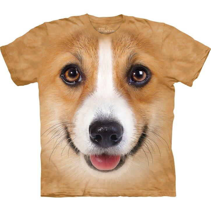 Tričko Psík Corgi
