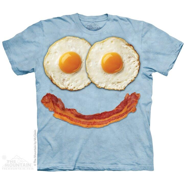 Tričko Snídaně
