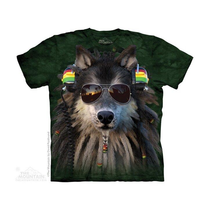 Rasta Wolf