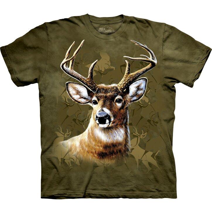 Camo Deer Child