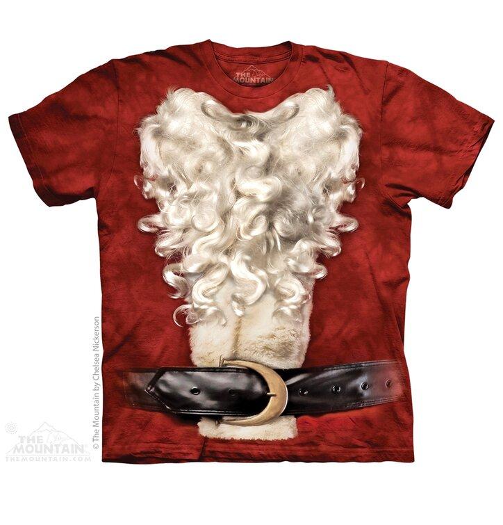 Mikulás ruhája póló