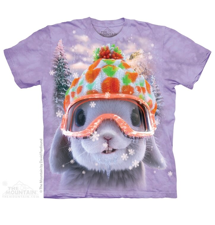 Tričko Sněžný zajíček