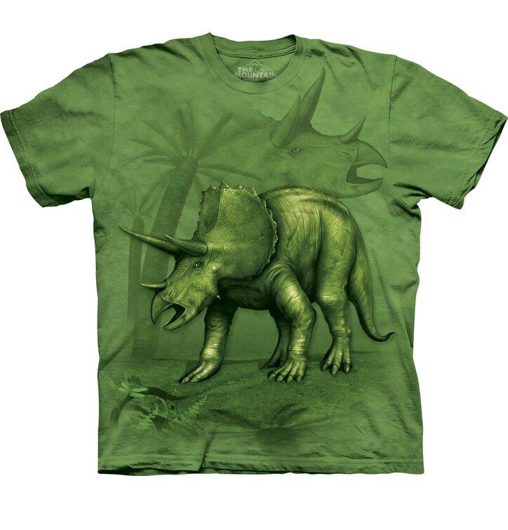 Tričko Triceratops - dětské