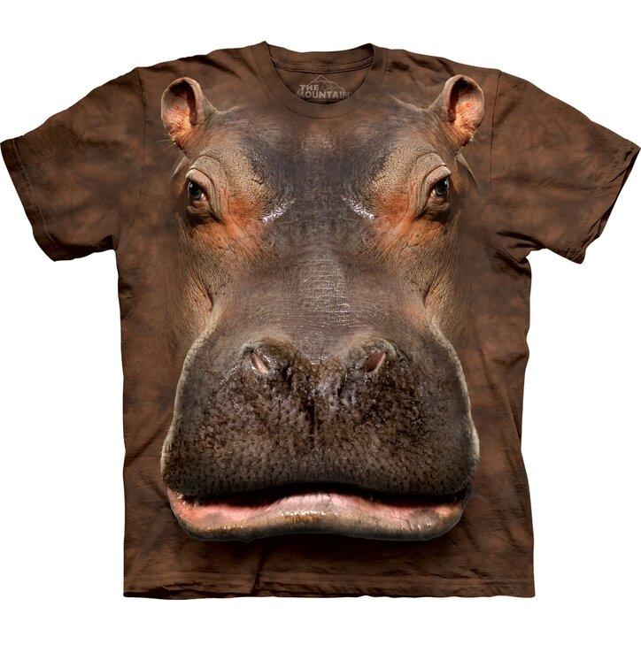 Hippo Head Child