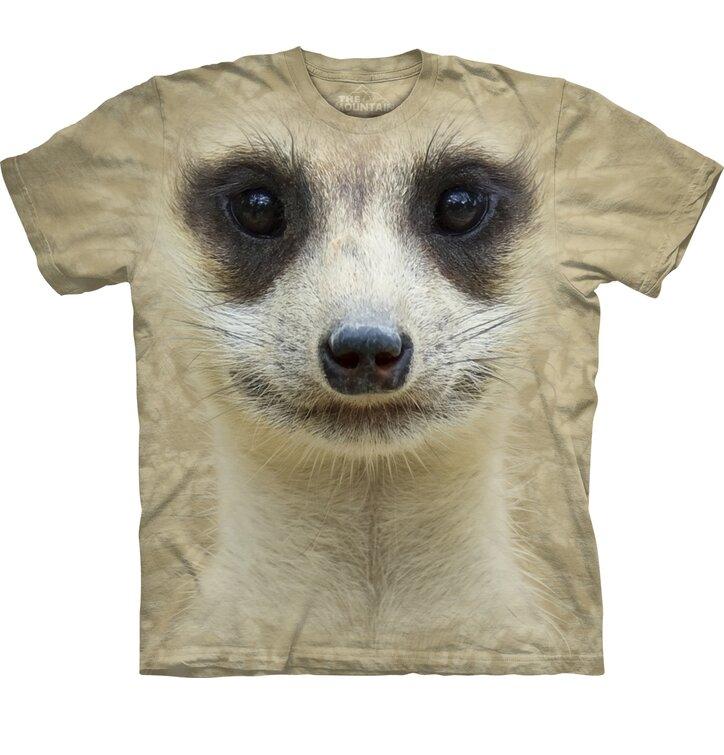 Meerkat Face Child