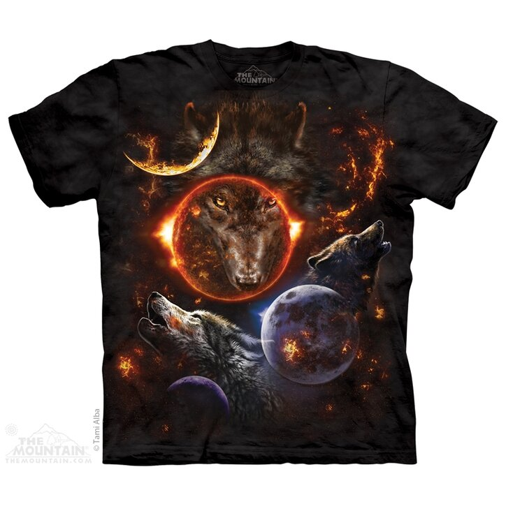 Tričko Vesmírne vlky