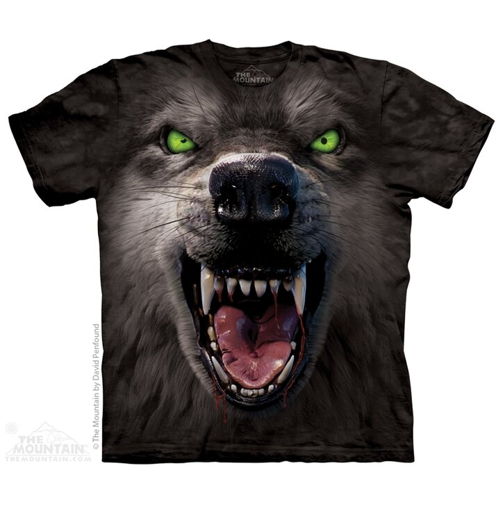 T-Shirt Werwolf