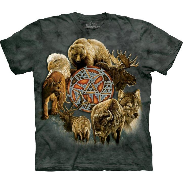 Tričko Zvířecí kruh