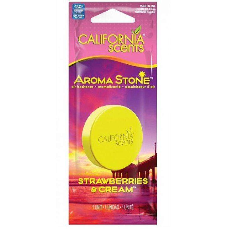 Vonavý kamen jahodový krém