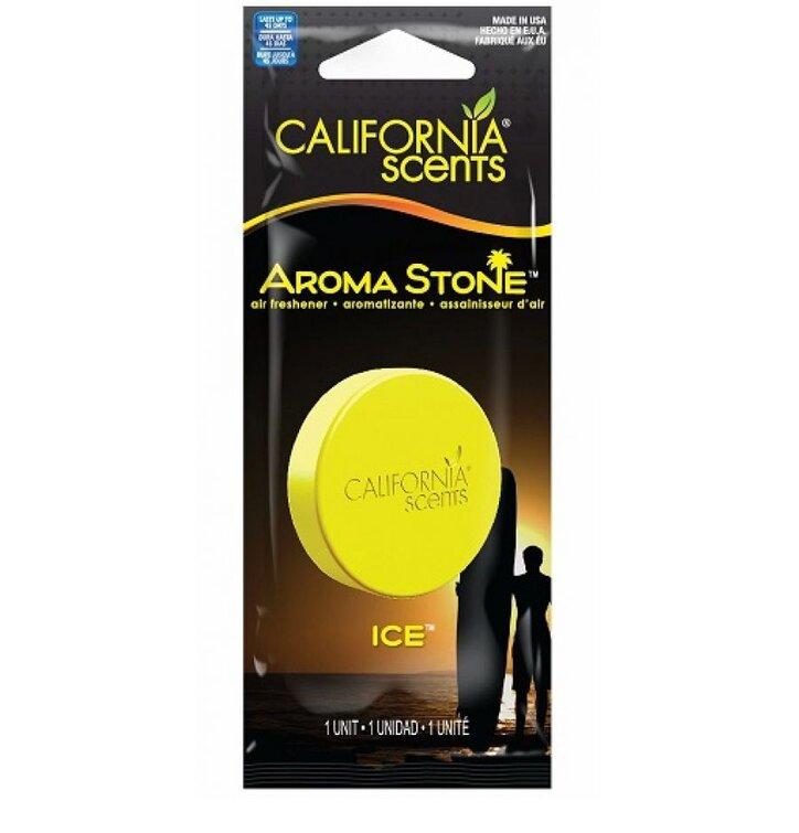 The fragrant stone ice