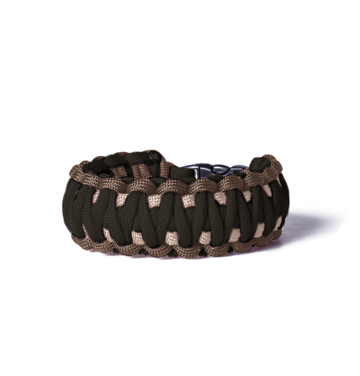 Paracord survival bracelet-97 model