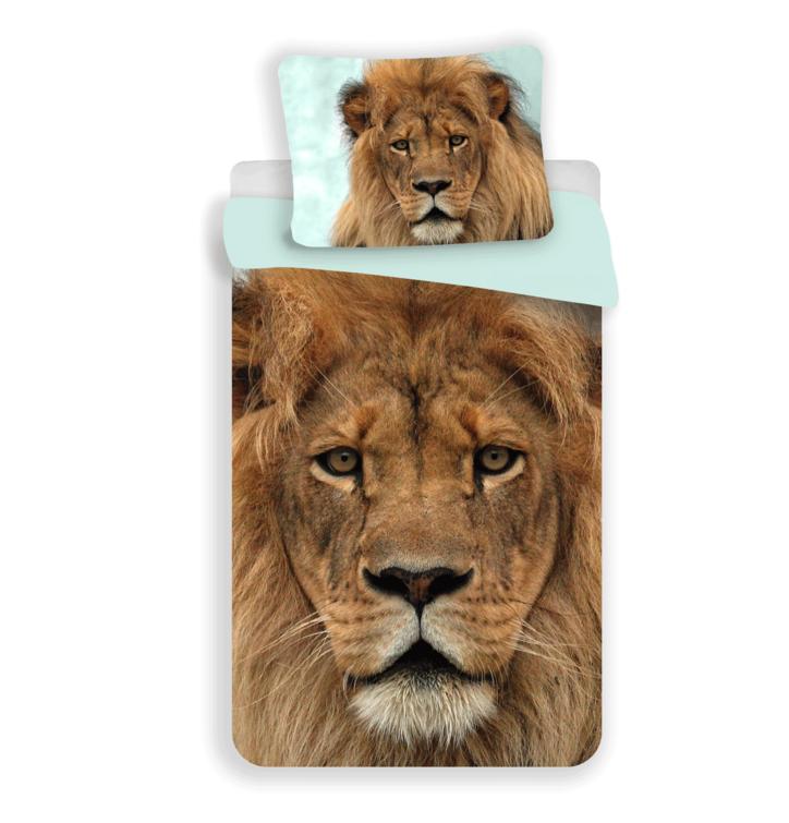 Photo Bedding Lion