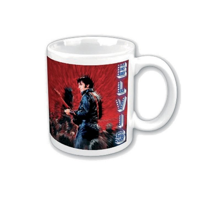 Keramische Tasse Elvis Presley Shine Dedoles