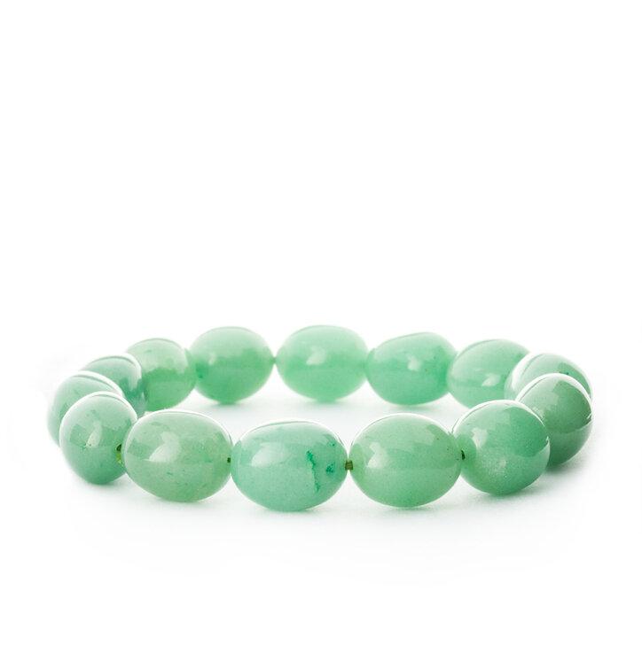 Obrázok produktu Náramok Avanturín zelený nugety 87c62f33058